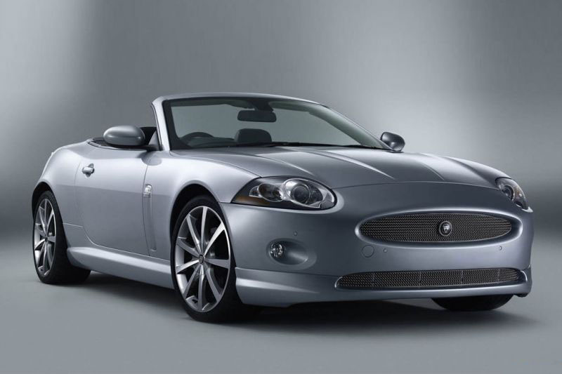 2009 Jaguar XK-Series XKR picture
