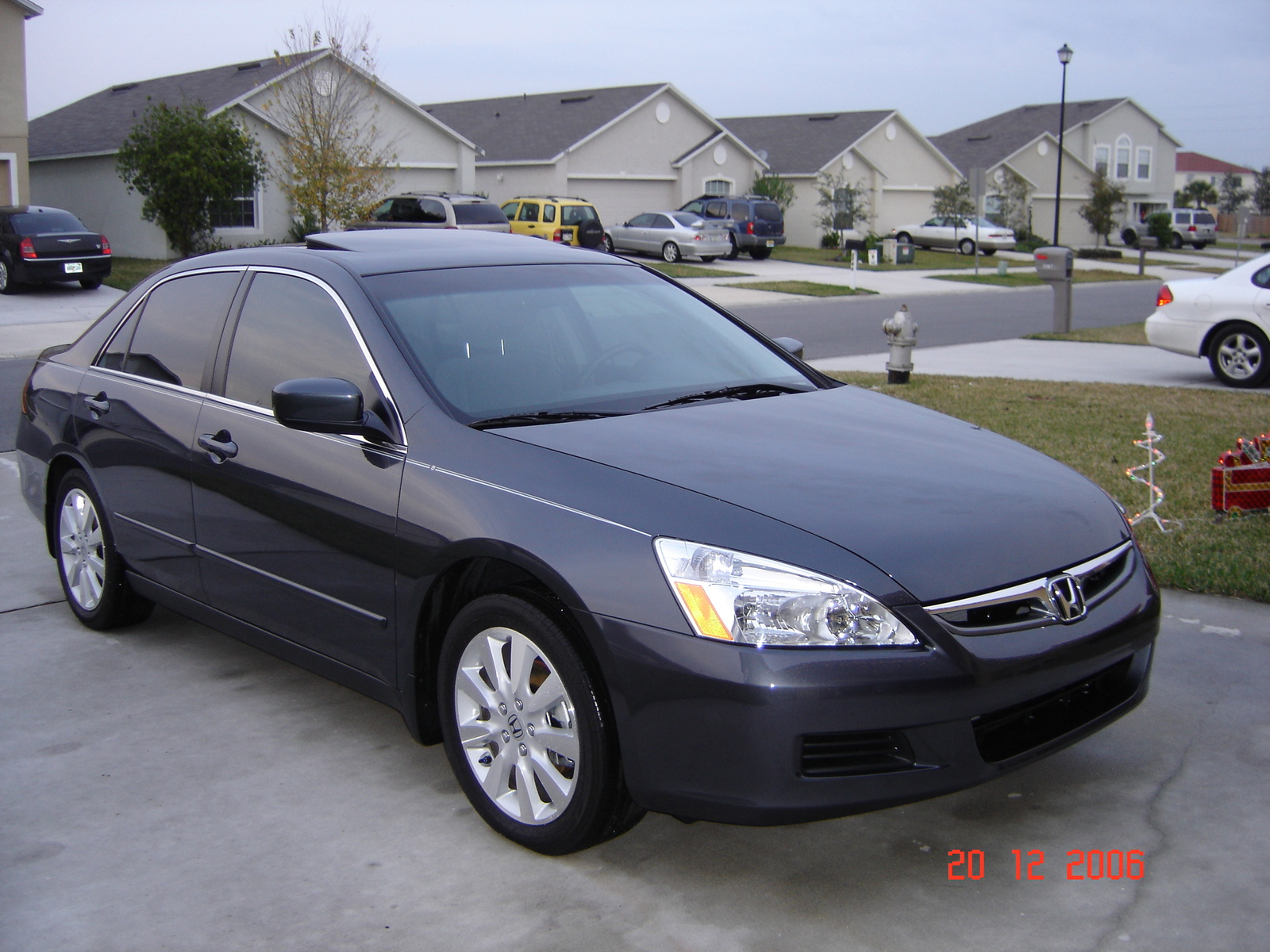 2007 honda accord lx related infomation specifications. Black Bedroom Furniture Sets. Home Design Ideas