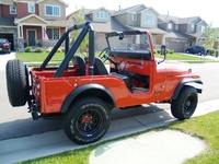 1983 Jeep CJ5 Overview