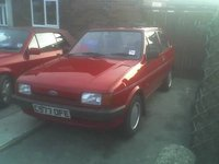 Picture of 1986 Ford Fiesta, exterior, gallery_worthy