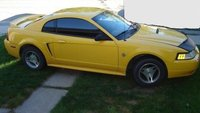 Picture of 1999 Ford Mustang Coupe, exterior, gallery_worthy
