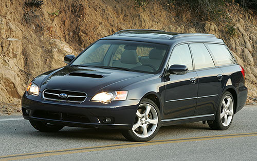 Picture of 2007 Subaru Legacy 2.5i Limited