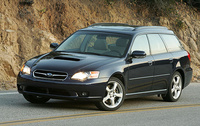 2007 Subaru Legacy 2.5i Limited picture, exterior