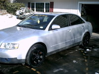 Picture of 2002 Audi A4 1.8T quattro Sedan AWD, exterior, gallery_worthy