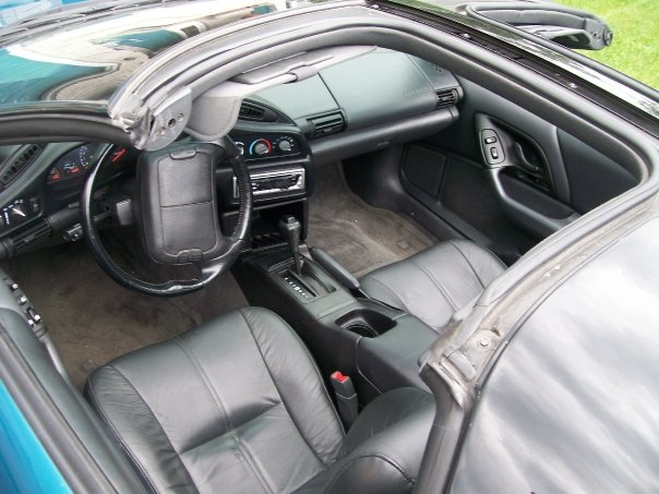 1995 Chevrolet Camaro Interior
