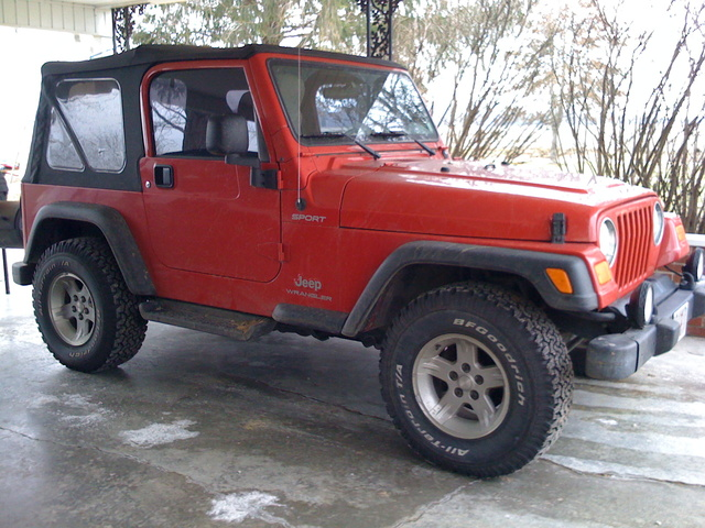 Picture of 2004 Jeep Wrangler Sport