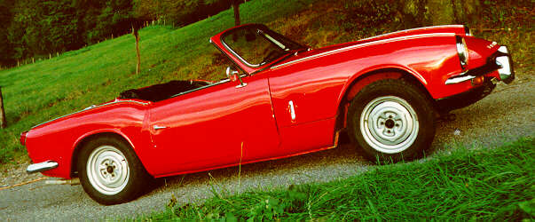 Picture of 1969 Triumph Spitfire, exterior, gallery_worthy
