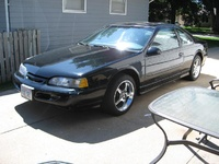 1994 Ford Thunderbird, 1989 Ford Thunderbird picture, exterior