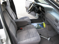 1993 Dodge Spirit 4 Dr Highline Sedan picture, interior