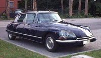 1966 Citroen DS Overview
