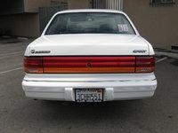 Picture of 1993 Dodge Spirit 4 Dr Highline Sedan, exterior
