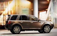 2009 Land Rover LR2, Right Side View, manufacturer, exterior