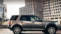 2009 Land Rover LR2, Right Side View, exterior, manufacturer