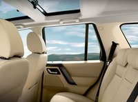 2009 Land Rover LR2, Interior View, manufacturer, interior