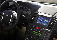 2009 Land Rover LR2, Interior Dash View, manufacturer, interior