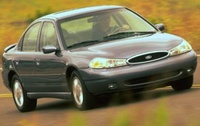 1998 Ford Contour 4 Dr GL Sedan picture, exterior