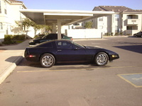 1995 Chevrolet Corvette Base, 1995 Chevrolet Corvette 2 Dr STD Hatchback picture, exterior