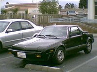 1985 Fiat X1/9 Picture Gallery