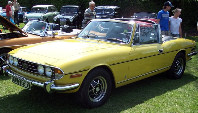 Picture of 1975 Triumph Stag