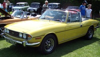 1975 Triumph Stag Overview