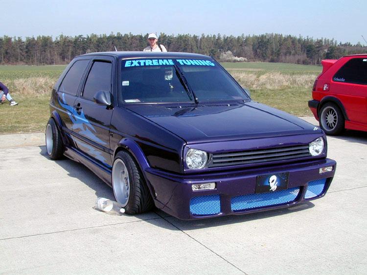 1982 Volkswagen Golf picture, exterior