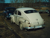 1957 Volvo PV444 Overview