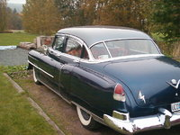 1951 Cadillac Sixty Special Overview