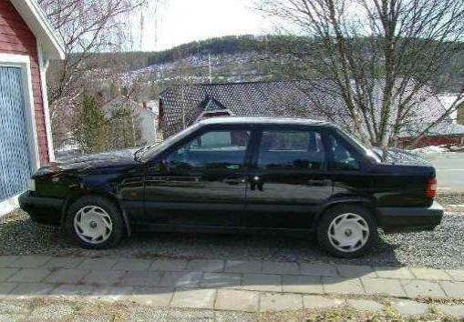 Picture of 1996 Volvo 850