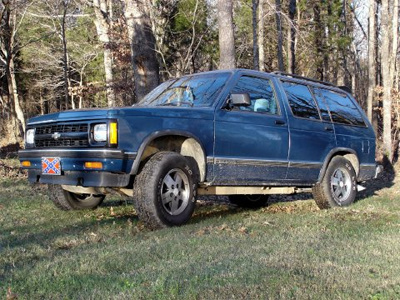 Picture of 1991 Chevrolet Blazer