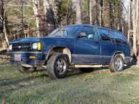 1991 Chevrolet Blazer Overview