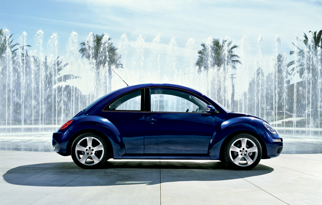 Picture of 2001 Volkswagen Beetle, exterior