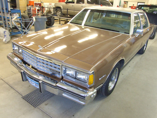 Picture of 1985 Chevrolet Caprice, exterior, gallery_worthy