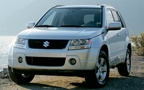 2006 Suzuki Grand Vitara Base 4WD picture