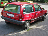 1981 Volkswagen Polo Overview