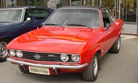 1971 Opel Manta Overview