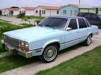 Picture of 1980 Mercury Zephyr, exterior