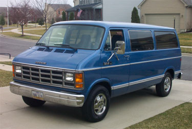 Picture of 1981 Dodge Ram Van