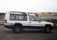 1984 Talbot Matra Rancho Overview