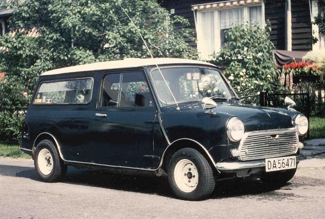 Picture of 1969 Morris Mini