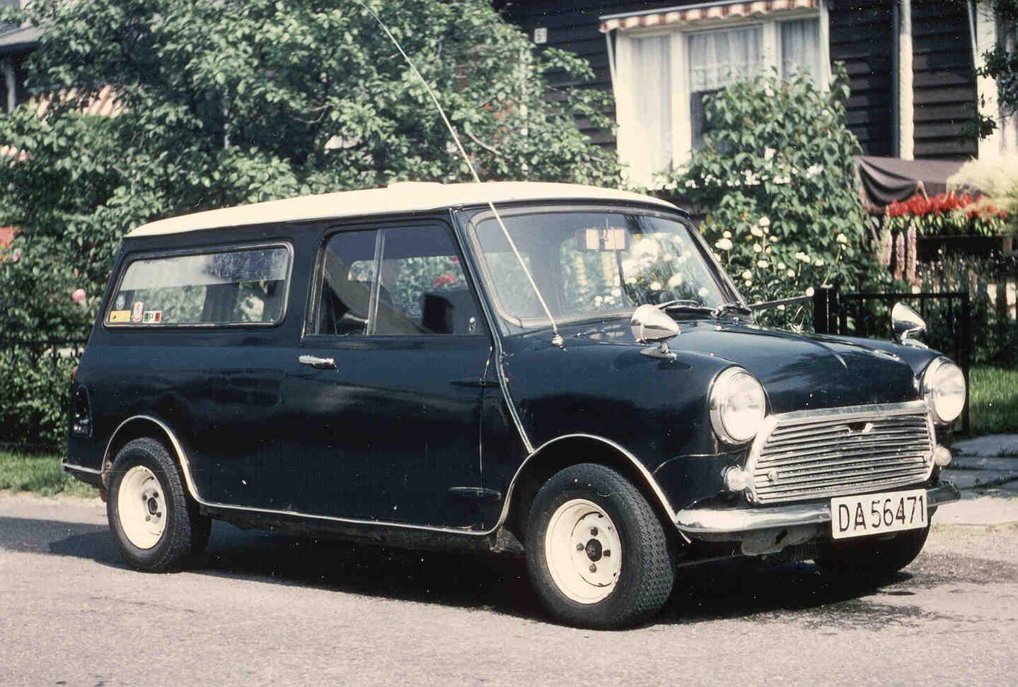 1969 Morris Mini picture