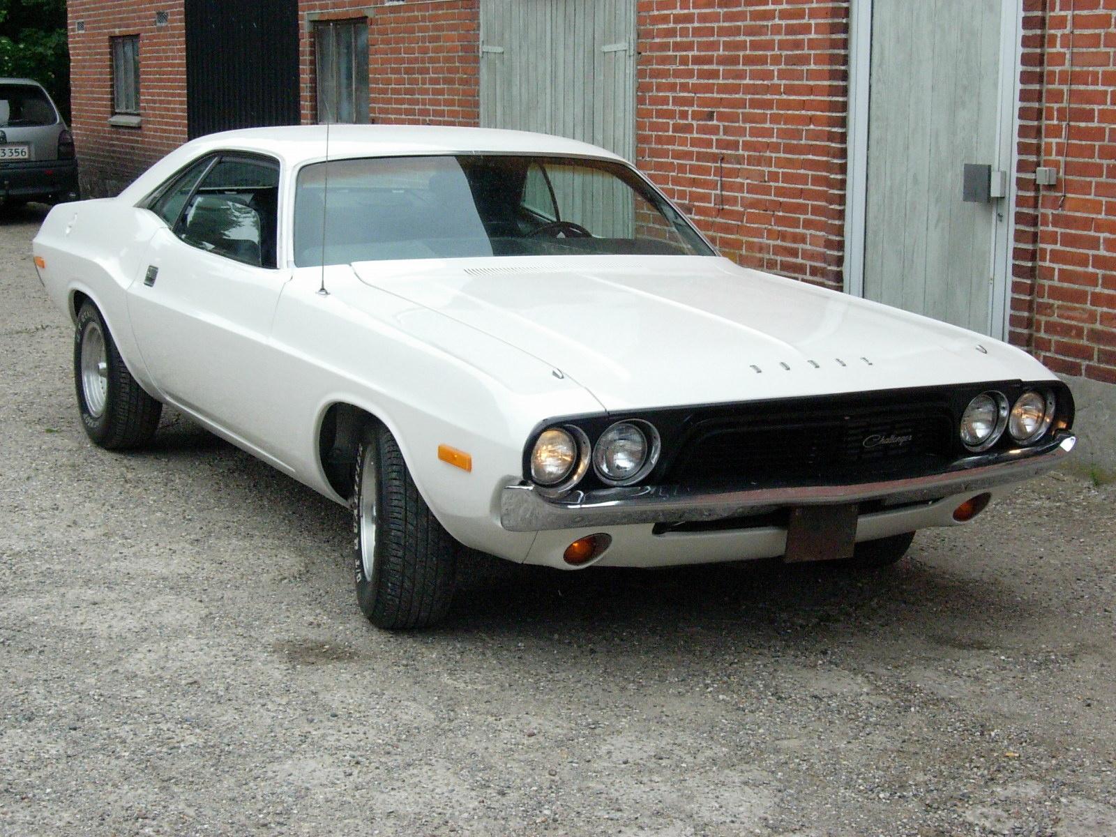 1972 Dodge Challenger Overview Cargurus