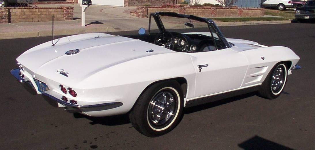 1964 Chevrolet Corvette Pictures Cargurus