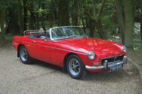 1964 MG MGB Overview