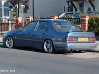 Picture of 1989 Ford Sapphire, exterior, gallery_worthy