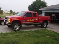 1997 Chevrolet C/K 2500 Ext. Cab 6.5-ft. Bed 4WD picture, exterior