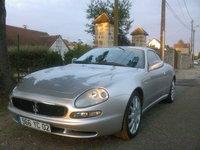 2002 Maserati Spyder Overview