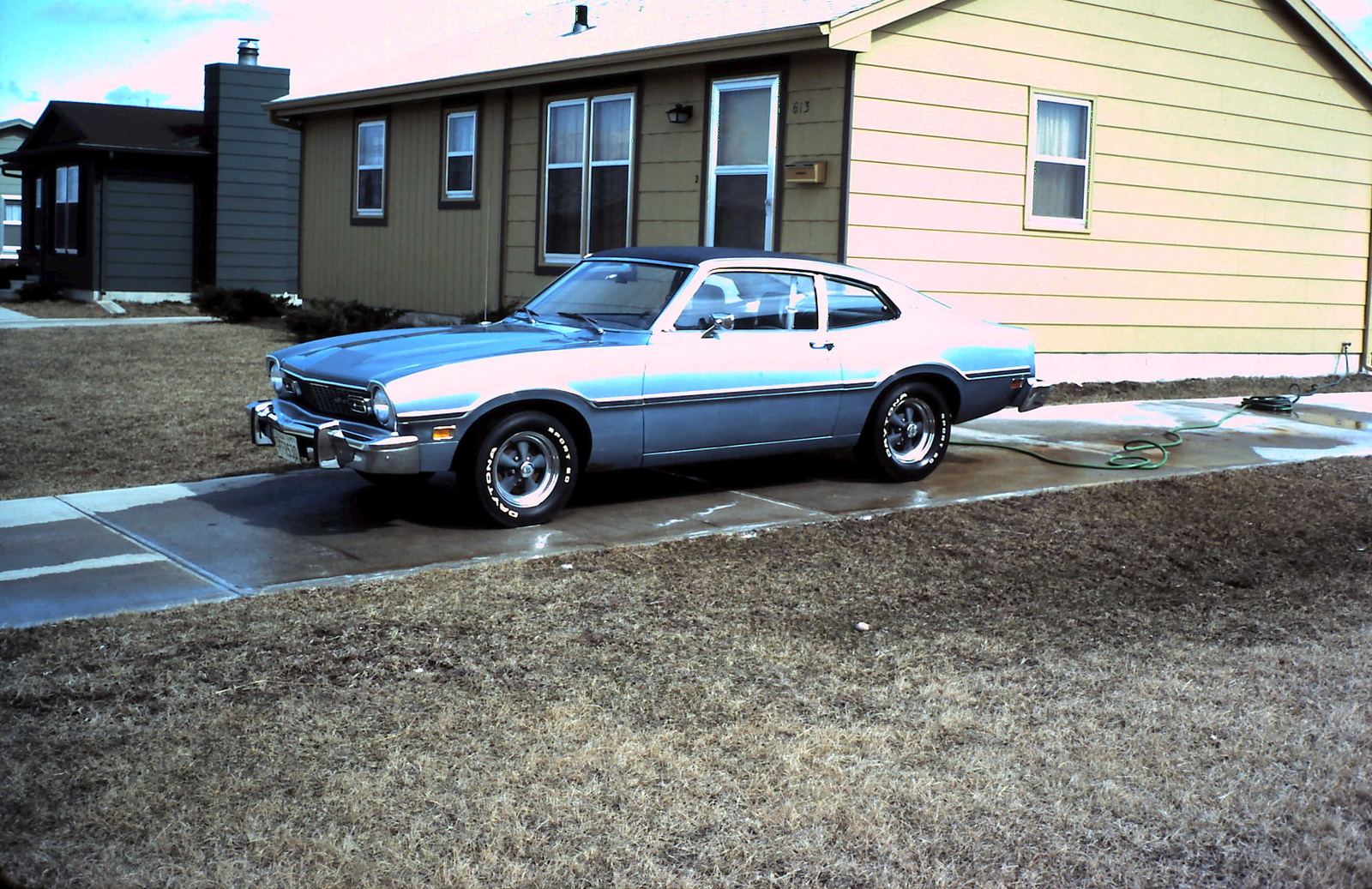 1975 Ford Maverick picture, exterior