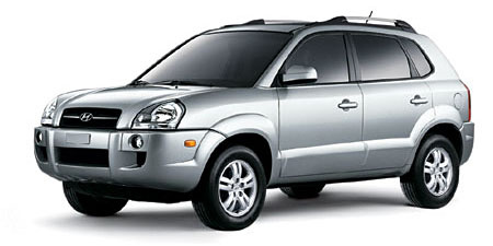 Picture of 2008 Hyundai Tucson Limited 4WD