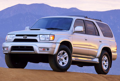 2001 Toyota 4Runner Limited 4WD picture
