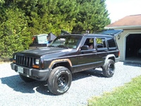 Picture of 1997 Jeep Cherokee 4 Dr Sport 4WD, exterior